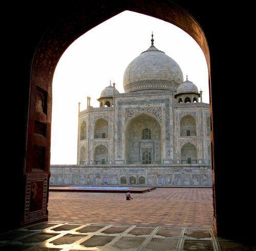 Blog Dans la perfection du matin INDIA47