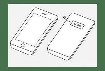 Apple dissimulera l'antenne de l'iPhone sous le logo de la