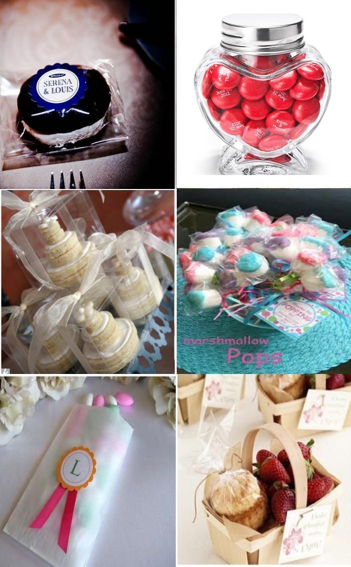 bonbons gateaux friandises en folie pour vos invités