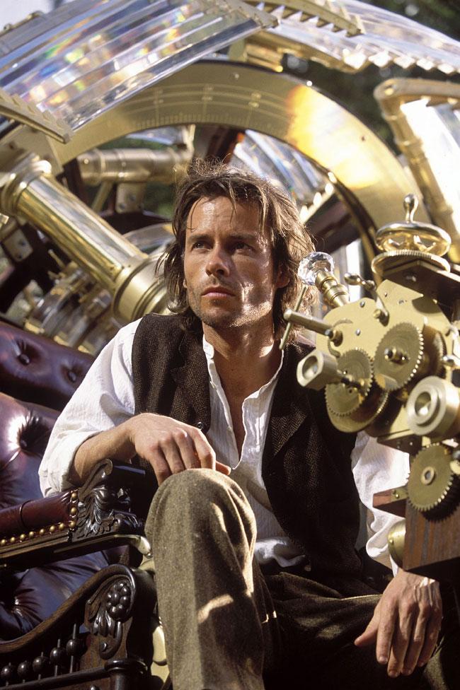 Voyage Dans Le Temps Film : voyage, temps, Résoudre, Paradoxe, Temporel, Machine, Explorer, Temps, (2002), Paperblog