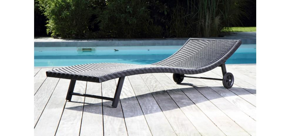 Wonderful Mobilier De Piscine Design #14: ... Mobilier Jardin Design ...