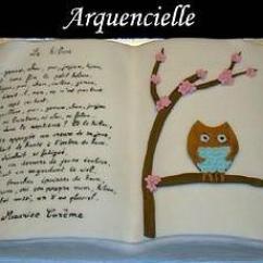 Kitchen Air Pulls Gâteau Livre Poème Le Hibou Maurice Carême - Paperblog