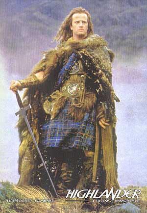 Il Ne Doit En Rester Qu'un : rester, qu'un, Highlander
