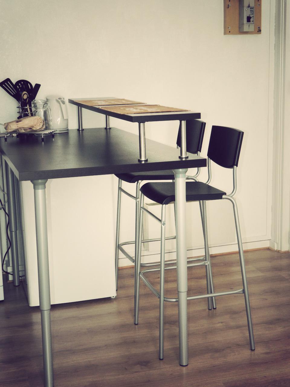 Bar Dappartement Ikea Table De Lit