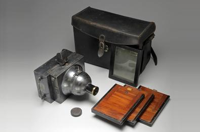 Chambre Photographique Portable