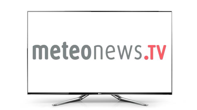 Avec Météonews sur la Smart TV de LG, prenez le temps