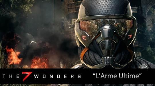 Les 7 merveilles de Crysis 3 #5