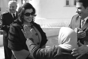 N 1 Image 8 300x204 Les femmes tunisiennes, ces inconnues de la révolution de Jasmin