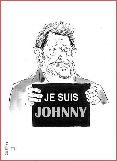 Johnny, c'est la France