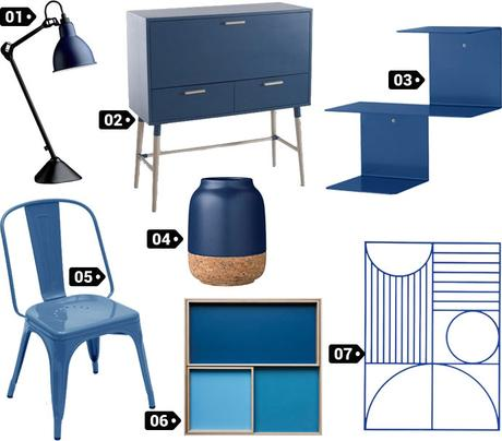 Ma Wishlist Dco Touche De Bleu Paperblog