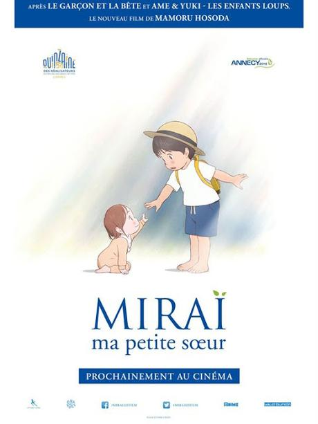 Mirai Ma Petite Soeur Critique : mirai, petite, soeur, critique, CRITIQUE], Miraï,, Petite, Soeur