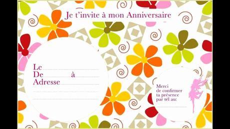 carte invitation cousinade gratuite a