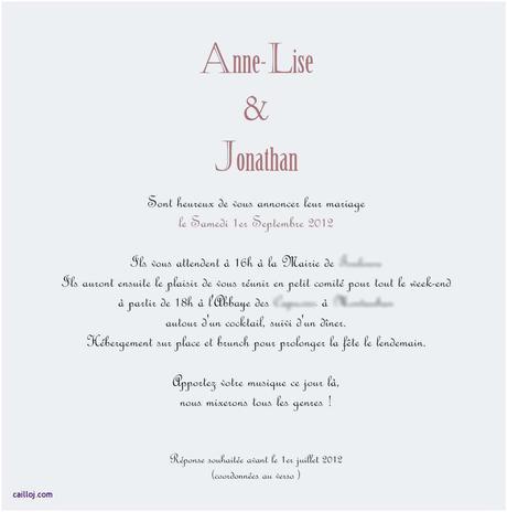 reponse invitation anniversaire paperblog