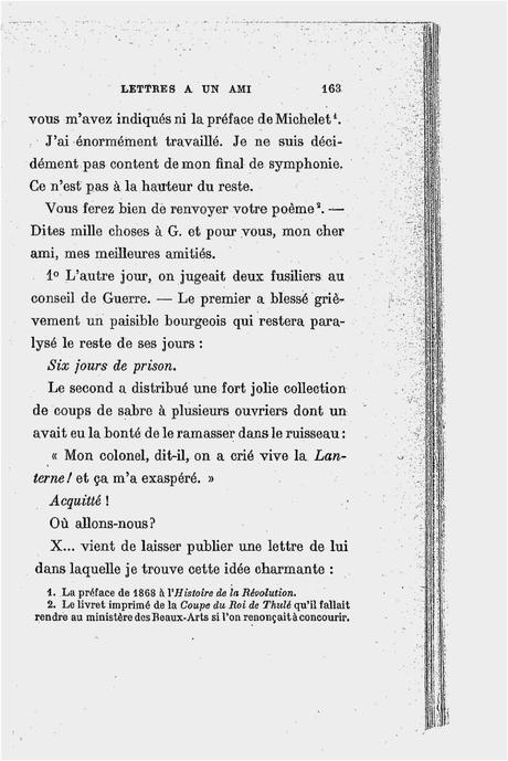 Lettre A Un Ami Cher : lettre, Lettre, Paperblog