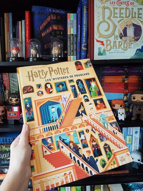 Harry Potter Mystère à Poudlard : harry, potter, mystère, poudlard, Harry, Potter, Mystères, Poudlard, Paperblog
