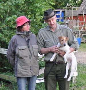 Resåkra 2011-06-14Gk GAsBeachrunner's CeladonDomare Bert Pettersson