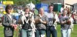 Hässleholm 2011-05-21BIS-1 AvelsgruppRevefotens Wannabe White Russian