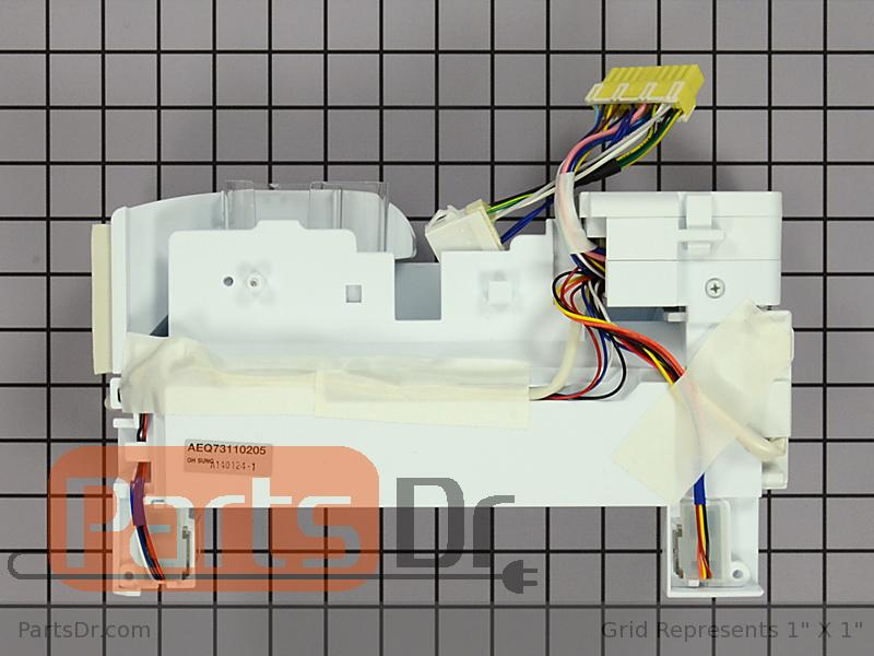 Ice Maker Replacement In Addition Lg Refrigerator Wiring Diagram