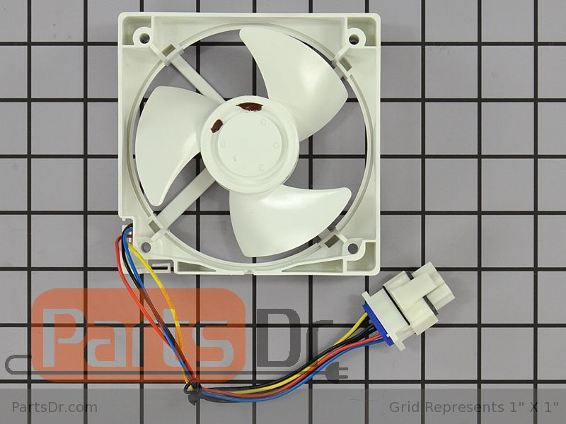 Ge Microwave Wiring Diagram Wr60x10340 Ge Freezer Evaporator Fan Motor Parts Dr