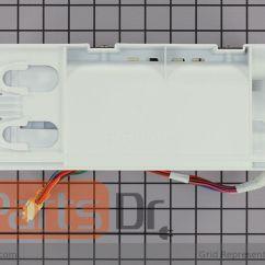 Ge Refrigerator Wiring Diagram 1996 Ford Bronco Rear Window Refrigerators Parts: Ice Maker Parts