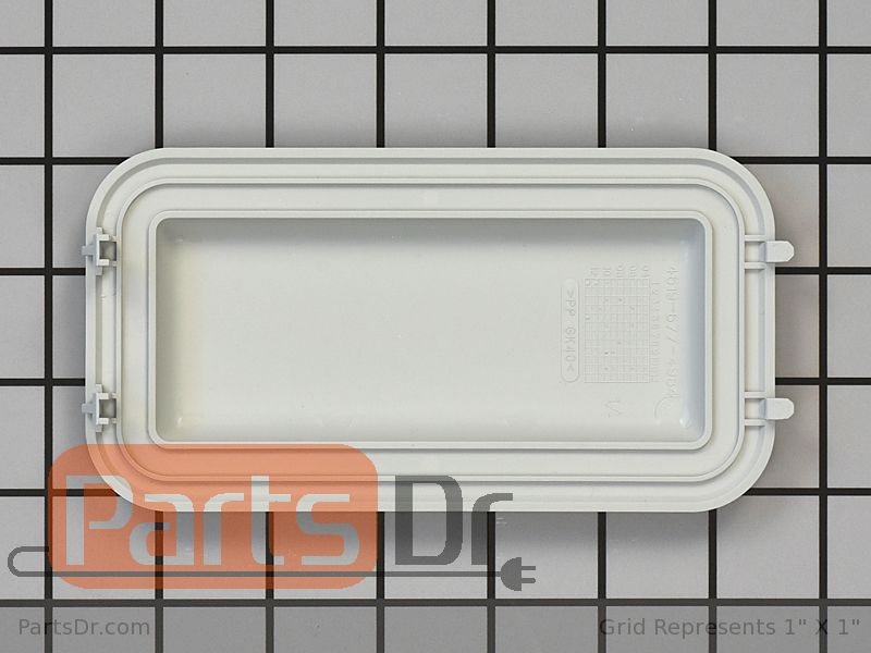 waveguide inlet cover