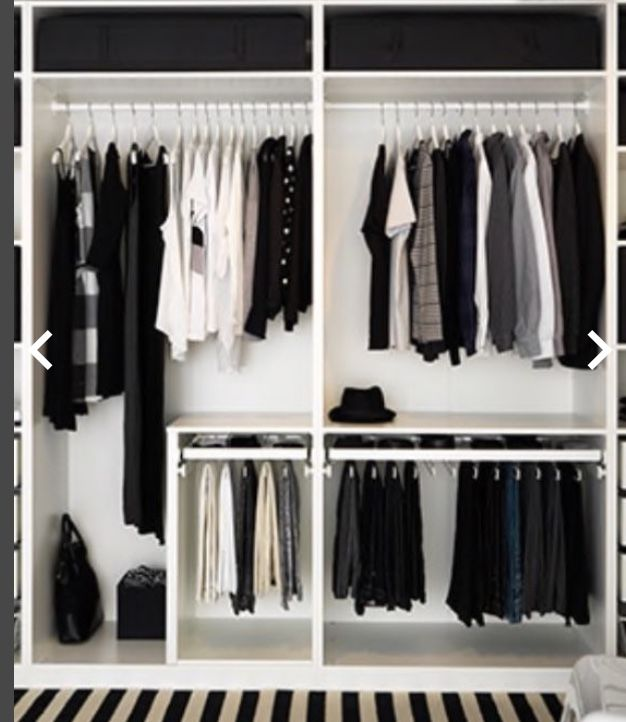 dressing armoire ikea pax a 490