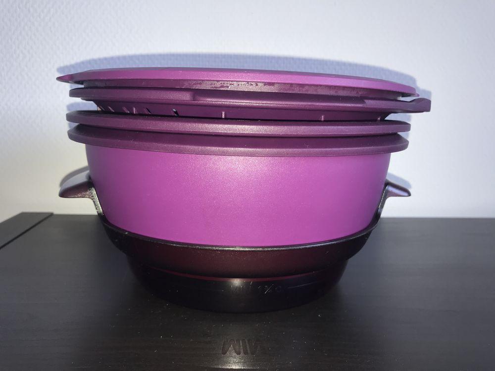 microvap tupperware violet a 95