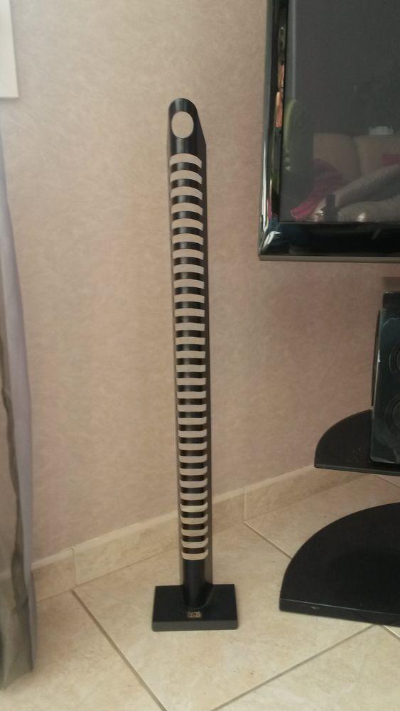 range cd cd r colonne en metal noir a 10