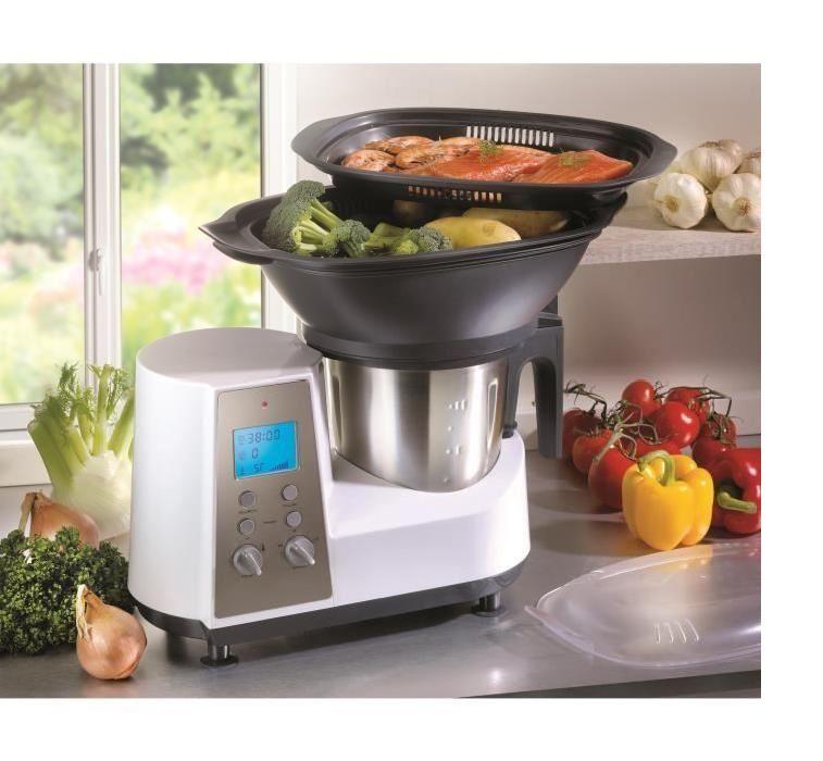 achetez robot cuiseur quasi neuf