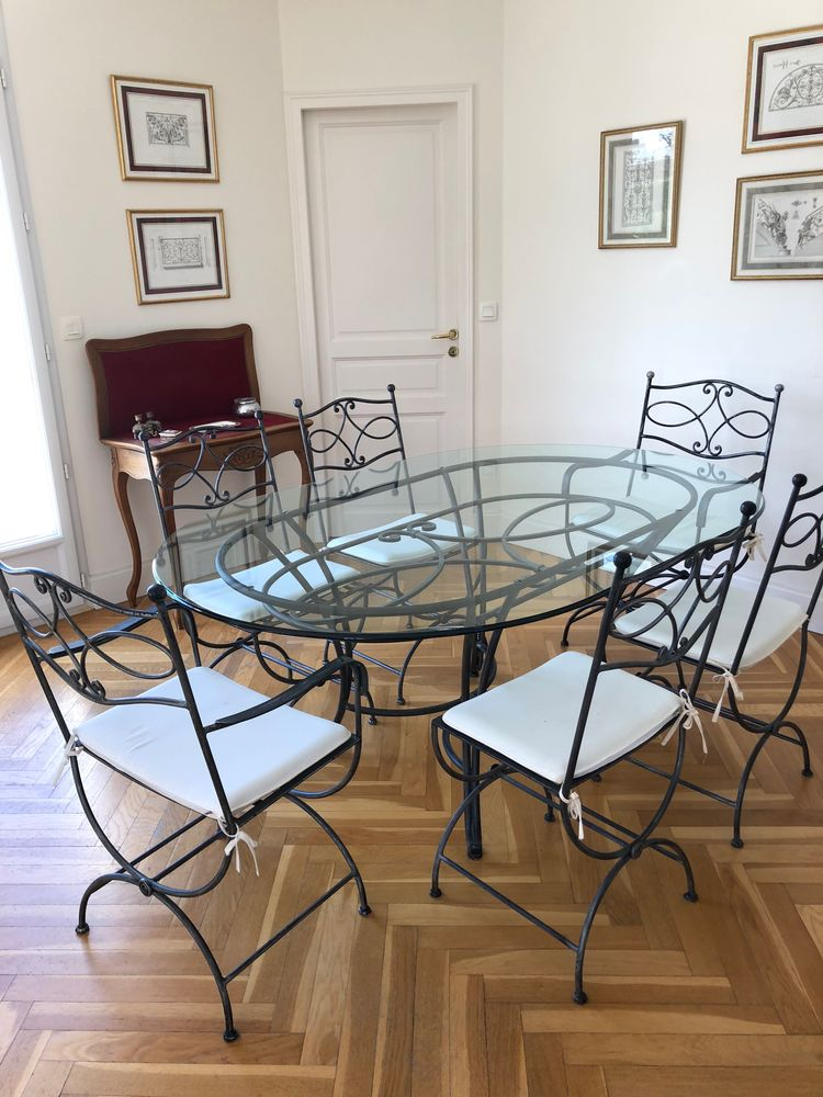 achetez table roche bobois occasion