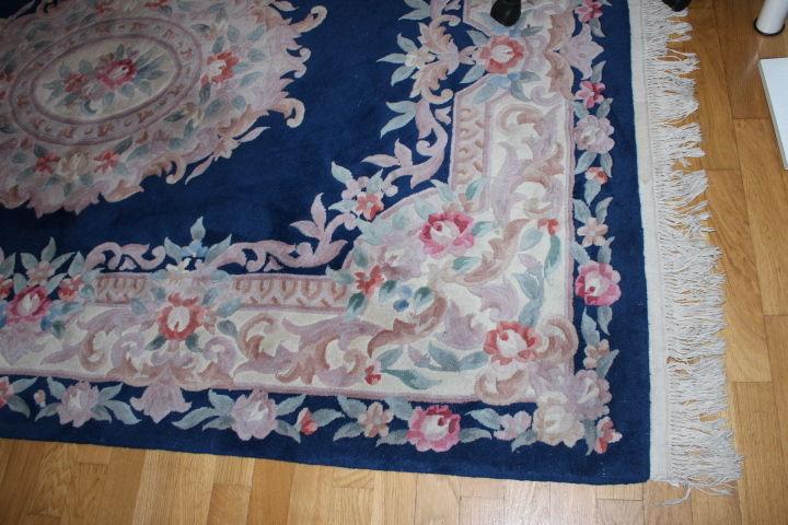 achetez tapis chinois pur occasion