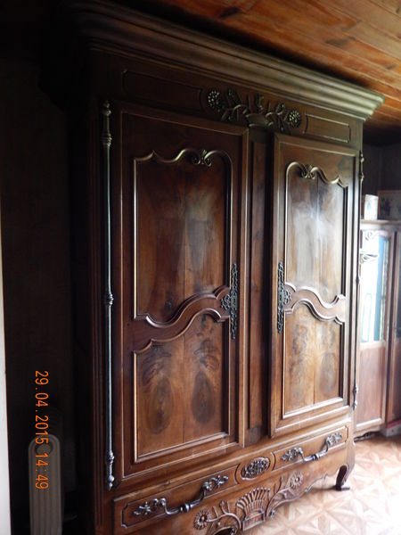armoire ancienne type sennecey meubles