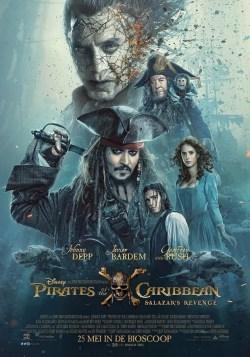 Pirates of The Carribean: Salazar's Revenge