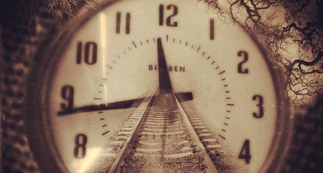 Ο χρόνος είναι το πιο όμορφο παράδοξο