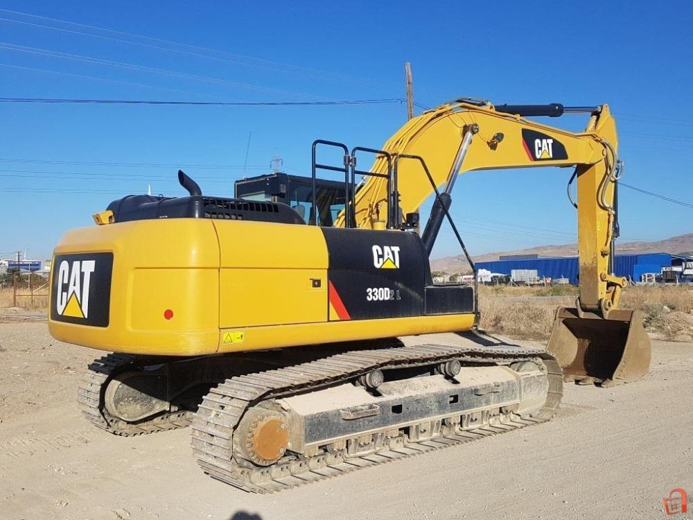 medium resolution of ad cat 330d 2016 for sale skopje kisela voda vehicles heavy duty vehicles vans and lifting machinery construction machinery cat 330d 2016