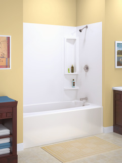 where to buy kitchen faucets supplies 39984 - bathtub wall set 5 piece