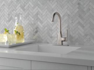 P1819LFSS  Single Handle Bar Faucet