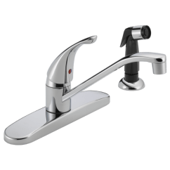 Faucets Kitchen Small Island With Chairs P115lf Single Handle Faucet