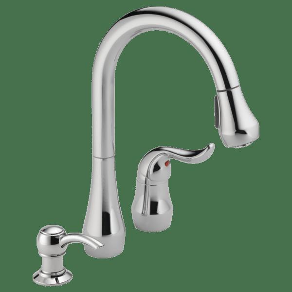 p188102lf sd single handle kitchen