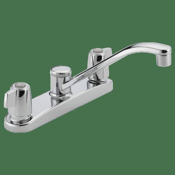 P221LF  Two Handle Kitchen Faucet