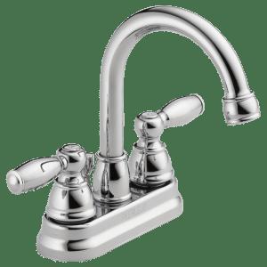P299685LFW  Two Handle Bathroom Faucet