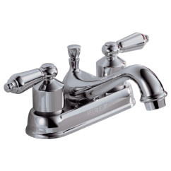 Peerless Kitchen Faucet Parts Shelves P99673-l - Two Handle Centerset Bath