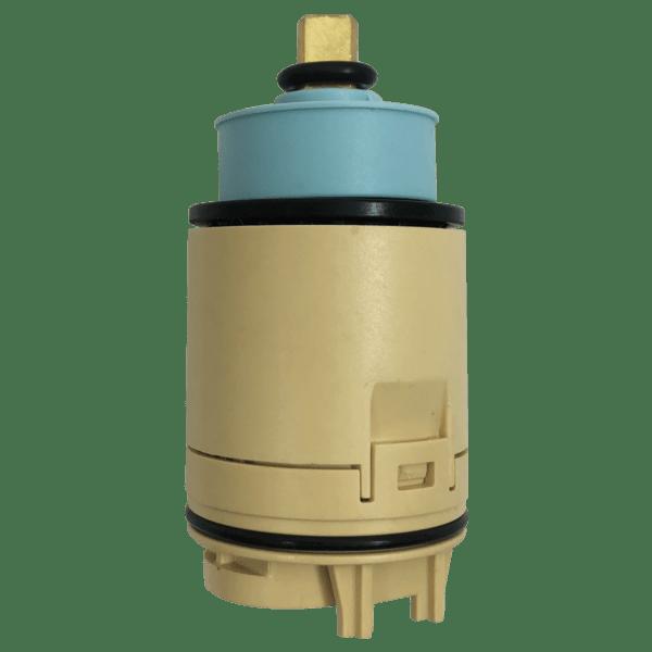 delta pull down kitchen faucet rolling island rp70538 - valve cartridge peerless