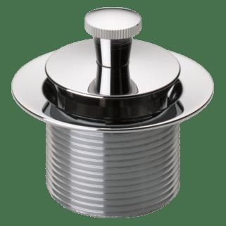 single handle kitchen faucets cabinet brands reviews 76119 - lift & turn drain stopper bathtub