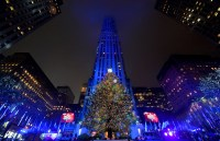 rockefeller center tree lighting 2015 | www.lightneasy.net