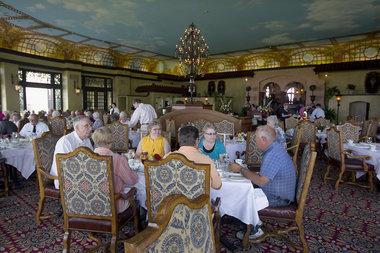 The Hotel Hersheys Circular Dining Room sheds its formal dress code  PennLivecom