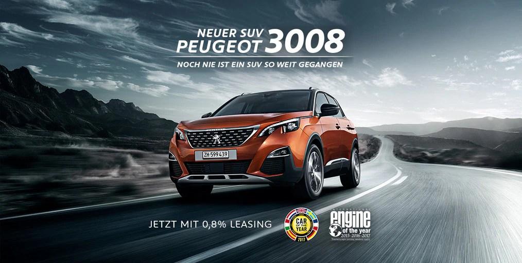 Peugeot Schweiz