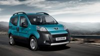 Design extrieur Peugeot Bipper Tepee