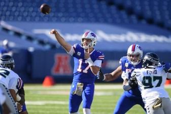 NFL Week 9 PFF ReFocused: Buffalo Bills 44, Seattle Seahawks 34 | NFL News, Rankings and Statistics | PFF