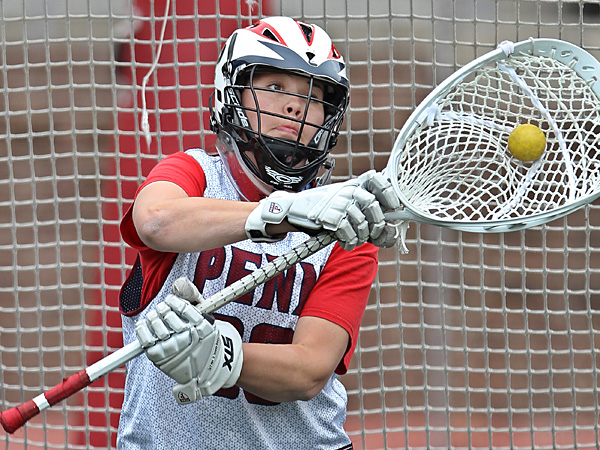 No 1 Maryland ends Penns run in womens lacrosse  Philly